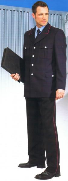 """Uniformhose """"Niedersachsen"""" mit roter Biese"""
